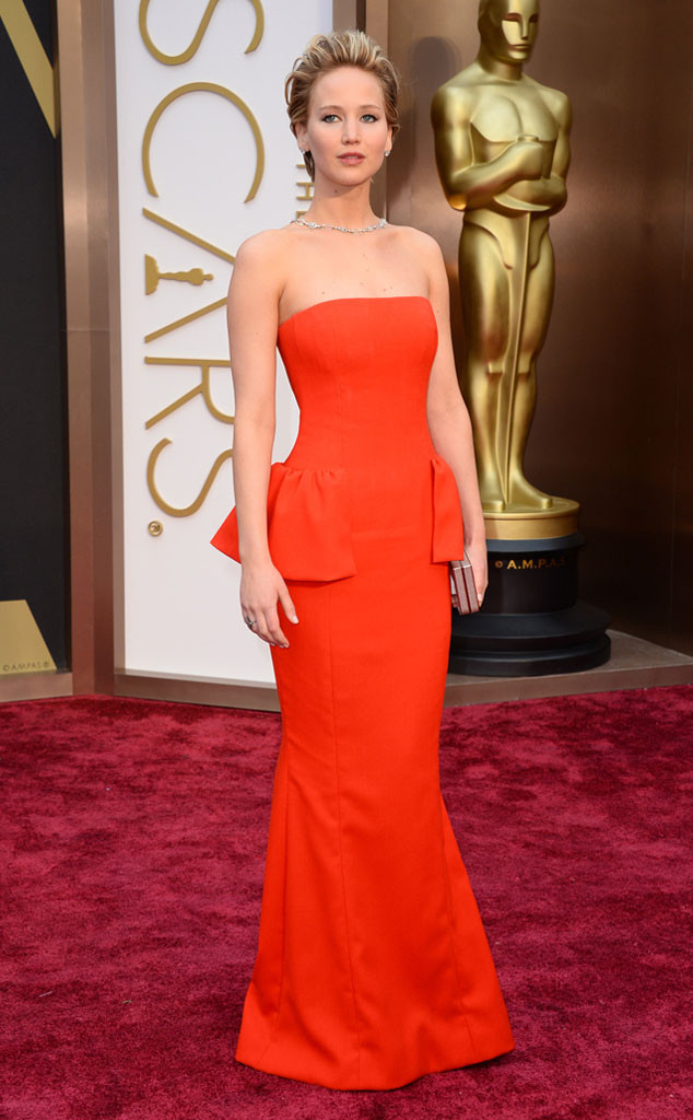 J law Oscars