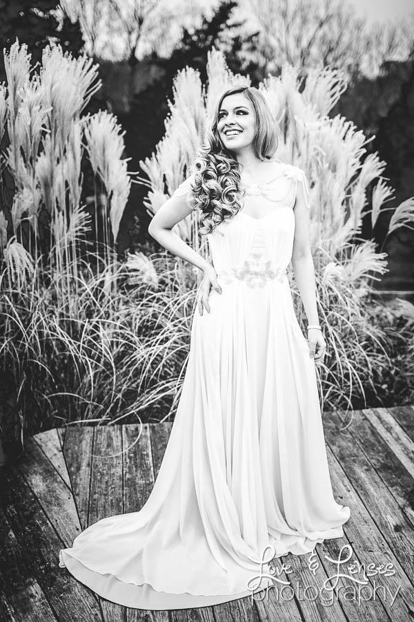 Brandy & Angel's bridal session at Josephine Farm 11.16.14.