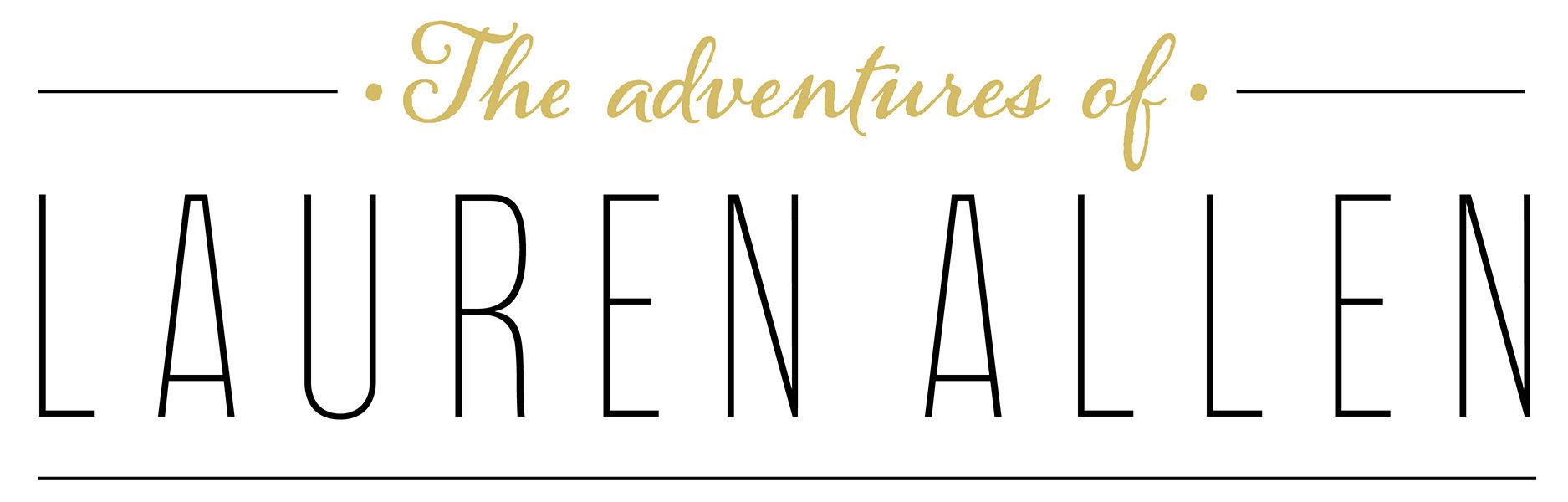 The Adventures of Lauren Allen